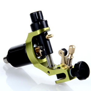 Brand Quality Rotary Tattoo Machine with Swiss Motor Hb-R7 pictures & photos