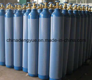 Ningbo Manufacture Supplier 50 Liter Oxygen Cylinder for Medical Medical Equipment pictures & photos