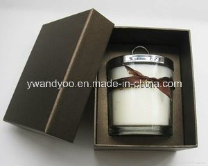 Scented Soy Glass Candle in Individual Gift Box