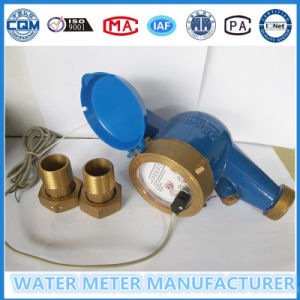 25mm Impulse Water Flow Meter for Cold Water Merter pictures & photos