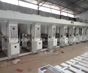 Middle Speed 6 Colors Rotogravure Printing Machine pictures & photos