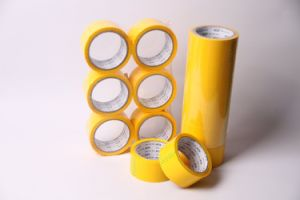 Best Price Yellow Packing Tape pictures & photos
