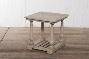Mignon and Elegant Tea Table Antique Furniture-MD02-126 pictures & photos