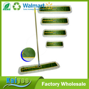 High Quality Straight Sleeve Type Cleaning Flat Mop Pads pictures & photos