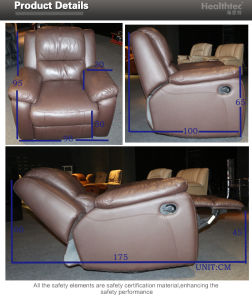 Reclining Sofa Zero Gravity Office Chair (A050-B) pictures & photos