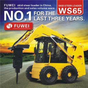 High Quality Skid Steer Loader Ws65, , Chinese Bobcat, 65HP, Skid Steer for Sale, Skid-Steer