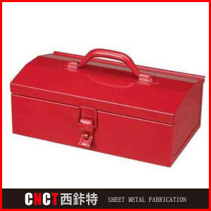 China Factory Sheet Metal Electrical Tool Box pictures & photos