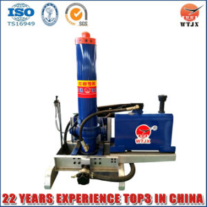 Multi-Stage Hydraulic Cylinder for Machinery and Vehicle pictures & photos