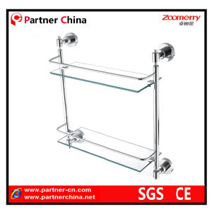 Stainless Steel 304 Glass Shelf pictures & photos