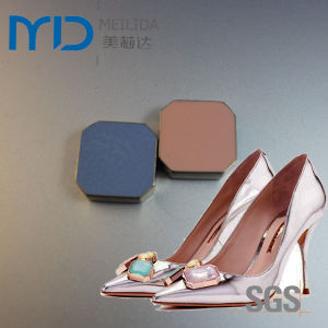 Fashion Square Metal Decorative Buckles with Colorful Paint for Women′s Party Dress Shoes and Garment pictures & photos