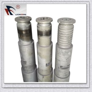 Conical Twin Screw for Extruder