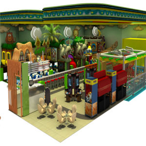 Toy Combined Indoor Soft Playground Equipment pictures & photos