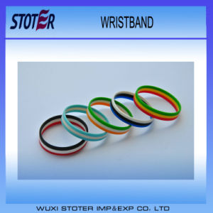 High Quality Country Wristbands for Football Fans