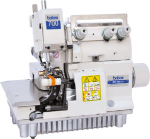 Br-700-3G Ultra-High Speed Gloves Overlock Sewing Machine pictures & photos