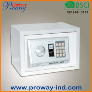Electronic Safe for Home with White and Black Colors Available pictures & photos