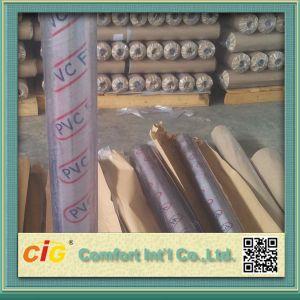 PVC Transparent Sheet Blue Color White Color pictures & photos
