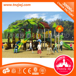2016 Tree House Series Park Plastic Outdoor Playground Equipment pictures & photos