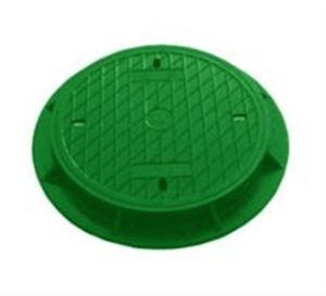 Mini Manhole Cover/FRP Trech Cover/Building Material/Fiberglass pictures & photos