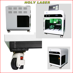 High Speed Laser Engraving Machine for Crystal Cube pictures & photos