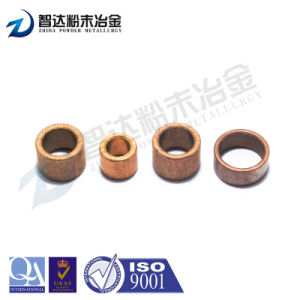 Powder Metallurgy Sintered Bushing with Cylindrical Shaped pictures & photos