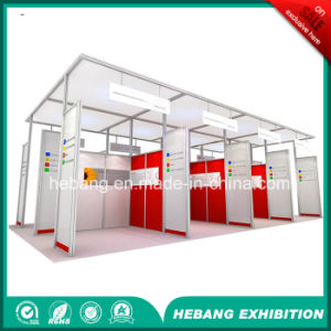 Hb-L00022 3X3 Aluminum Exhibition Booth pictures & photos