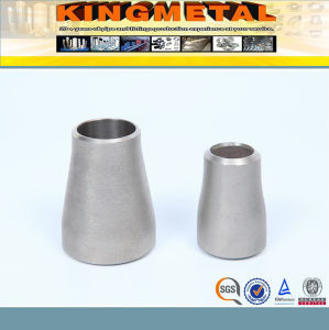 ASTM B16.9 304 Stainless Steel Pipe Fitting Concentric Reducer pictures & photos