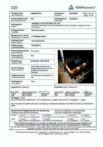 Three Phase Dry Type Iron Core Reactor pictures & photos