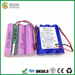 Safe Battery 7800mAh Li-ion Battery 3.6V pictures & photos