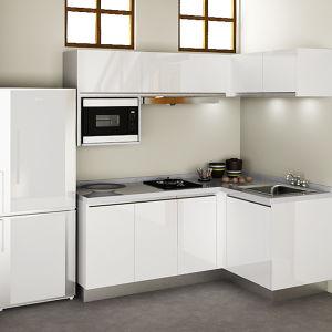 Modern New Model Cylinder Kitchen Cabinet