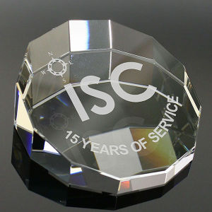Crystal Paperweight, Glass Paper Weight for Office Souvenirs & Gifts pictures & photos