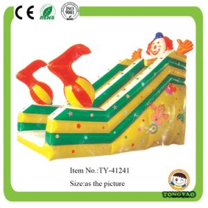 New Design Giant Inflatable Bouncers Water Slide for Sale pictures & photos