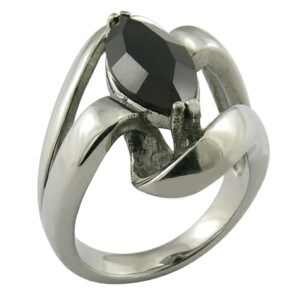 Split Metal Men Finger Ring pictures & photos