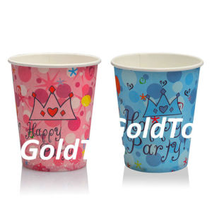 Disposable Printed Vending Hot Coffee Paper Cup pictures & photos