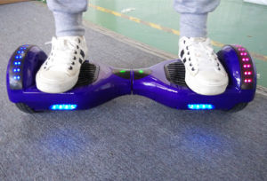 Cool Smart Self Balancing Electronic Scooter with LED Light pictures & photos