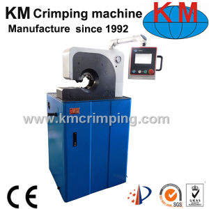 Automatic Portable Hydraulic Hose Crimper (KM-83A) pictures & photos