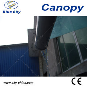 Polycarbonate Stainless Steel Awning for Balcony Fans (B900-3) pictures & photos