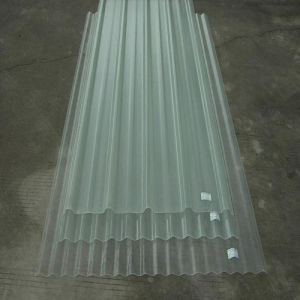 UV Coated Polycarbonate Corrugated Roof Sheet pictures & photos