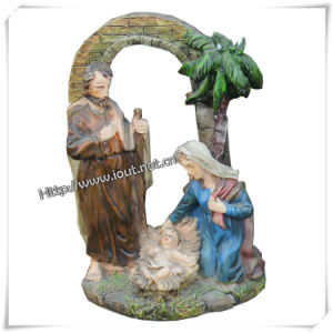 Polyresin Religious Statues, Rectangle The Last Supper Carving (IO-ca021) pictures & photos