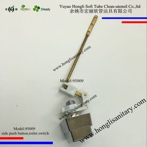 Toilet Cistern Button Switch, Toilet Side Lever, Toilet Side Button pictures & photos