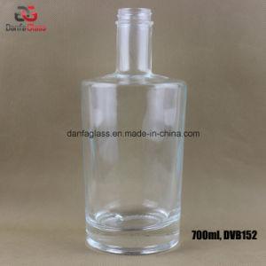 Extra Flint Glass Bottles for Premium Liquor (Multiple Label Decoration Doable) pictures & photos