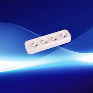 European Power Extension Strip (YW5804)