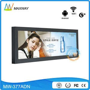 37.2 Inch Ultra-Wide Screen, Ultra Wide Bar LCD Monitor Outdoor (MW-377ADN) pictures & photos