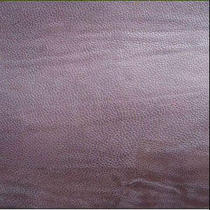 Emboss Sofa PVC Leather Mg32 pictures & photos