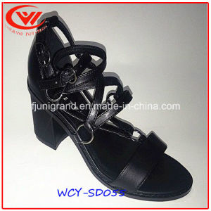 High Heel Fashion Women Sandals pictures & photos