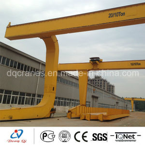 L Type Single Girder Gantry Crane 5ton