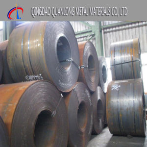 Pickled and Oiled Hot Rolled Carbon Steel Coils pictures & photos