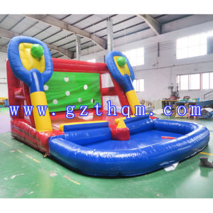 Children′s Baseball Inflatable Sport Games pictures & photos
