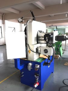 Three Axis Multi-Functional Computer CNC Spring Machine & Coiling Machine pictures & photos