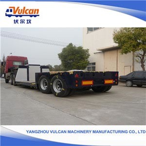 Especially Export Japan Vulcan Brand Utility Semi Trailer (Customized)