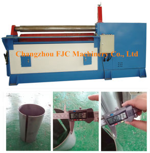 1000~1500mm Machining Length Two Rollers Rounding Hydraulic Machine pictures & photos